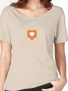 Character Building - 'Like' Like Women's Relaxed Fit T-Shirt