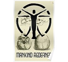 Mankind Redifined Poster