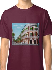 A Carriage Ride In the French Quarter Classic T-Shirt