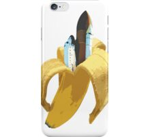 Banana Rocket iPhone Case/Skin