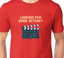 Character Building - Clapperboard Unisex T-Shirt