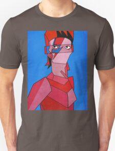 Aladdin Sane Unisex T-Shirt