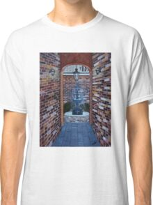 Into the Courtyard Classic T-Shirt