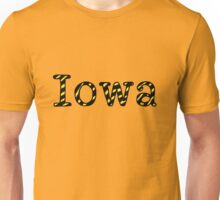 Iowa Stripes Unisex T-Shirt