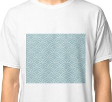 japanese sea wave Classic T-Shirt