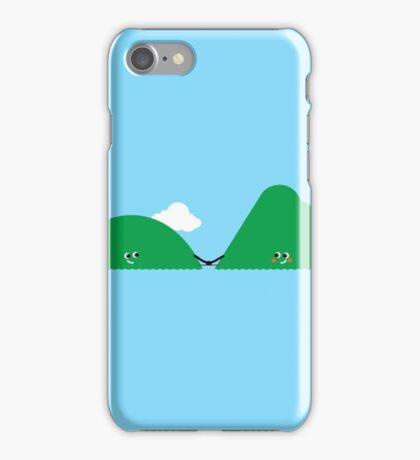Character Building - Island Love iPhone Case/Skin