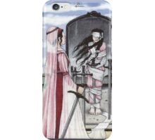 The 8th Sword - Anna K iPhone Case/Skin
