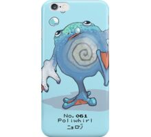 No. 061 Poliwhirl iPhone Case/Skin