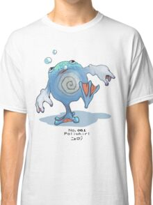 No. 061 Poliwhirl Classic T-Shirt