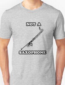 Not a Saxophone T-Shirt