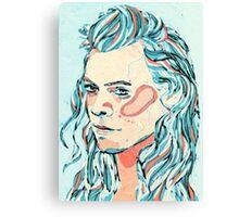 Harry - 22  Canvas Print