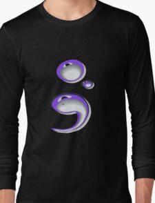 Semicolon Long Sleeve T-Shirt