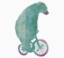 An I Bear Kids Tee