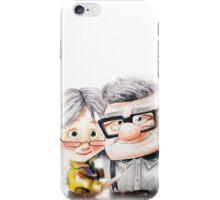 Carl and Ellie iPhone Case/Skin