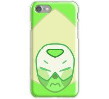 PERIDOT Solo Headshot iPhone Case/Skin