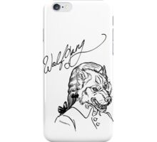 Wolf Gang iPhone Case/Skin