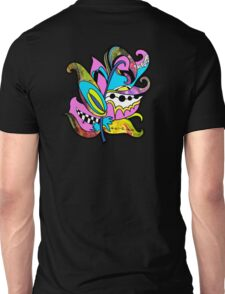 Fun and Funky, Fanciful Feather Unisex T-Shirt