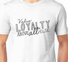 Words of Wisdom Unisex T-Shirt