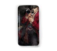 The Ghoul of Goodneighbor Samsung Galaxy Case/Skin