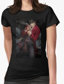 The Ghoul of Goodneighbor Womens Fitted T-Shirt