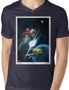 30 Years - Metroid Mens V-Neck T-Shirt