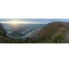 Kaikoura, New Zealand 6:31 am December 2015 Photographic Print
