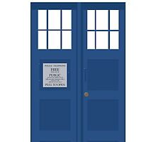 Doctor Who TARDIS by AFFPrints