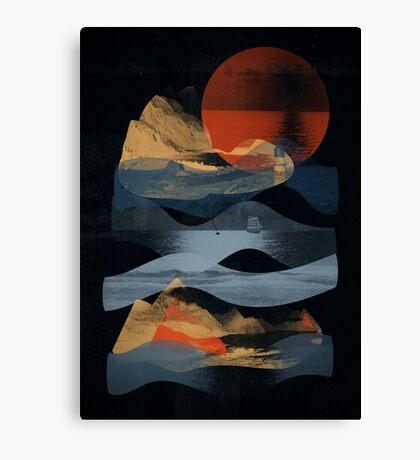 Descend... Canvas Print