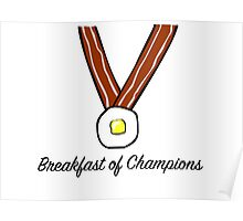 Breakfast of Champions Poster