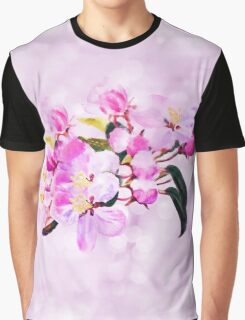 Apple Blossoms  Graphic T-Shirt
