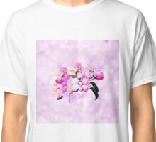 Apple Blossoms  Classic T-Shirt