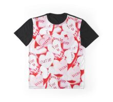 I X U Graphic T-Shirt