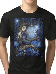 Music from the deepest forest Tri-blend T-Shirt