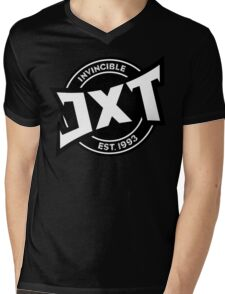 Invincible JXT Logo Mens V-Neck T-Shirt