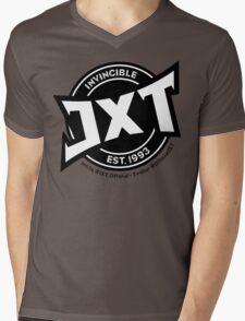 Invincible JXT Logo Mens V-Neck T-Shirt