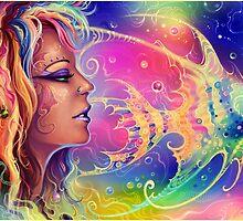 Rainbow madness by Candra Gloomblade
