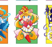 Senshi Blocks Sticker
