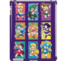 Senshi Blocks iPad Case/Skin