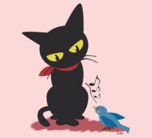 Bird song Baby Tee