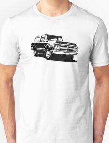 GMC Jimmy K1550 1972 T-Shirt