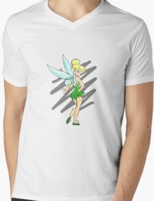Pixie Mens V-Neck T-Shirt