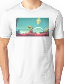 Rick and Morty Poster Unisex T-Shirt