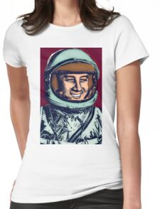 GUS GRISSOM Womens Fitted T-Shirt