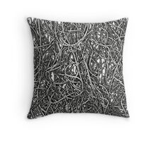 Twists and Turns - Abstract Throw Pillow