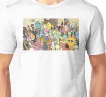 Where's Rick-do?  Unisex T-Shirt
