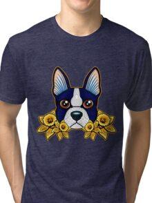 sugar boston Tri-blend T-Shirt