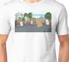 Pop Tart Basketball Rick and Morty Unisex T-Shirt