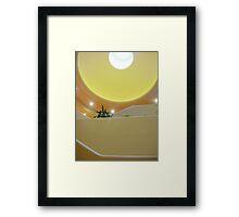 Monona Terrace III Framed Print