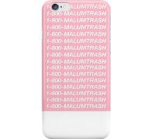 1-800-MALUMTRASH iPhone Case/Skin