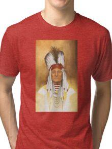 The Old War Chief Tri-blend T-Shirt